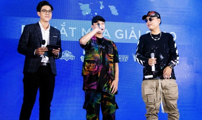 Rapper LK làm 'sứ giả kết nối' cho chương trình thực tế về bóng rổ