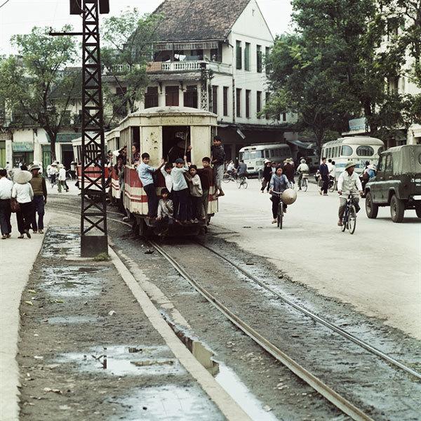 Photo exhibition,Hanoi half a century ago