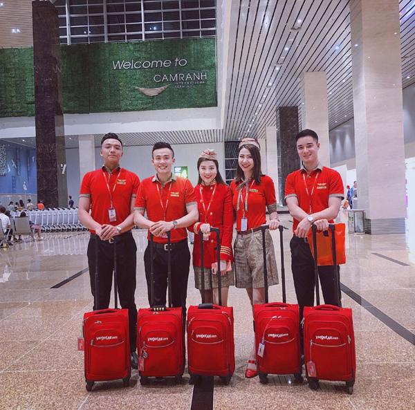 Hai tiếp viên hàng không Vietjet vào bán kết Hoa hậu Việt Nam 2020