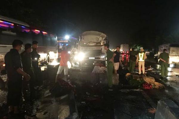 Kết quả giám định nồng độ cồn tài xế vụ tai nạn làm 1 người chết