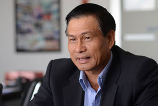 Businessman leaves after 16 years of building fortune