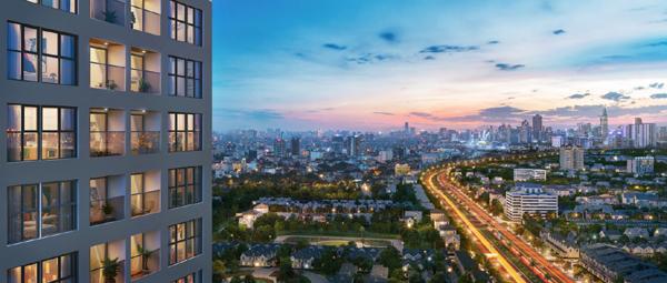 Rời phố về ven đô - lựa chọn an cư của gia đình trẻ