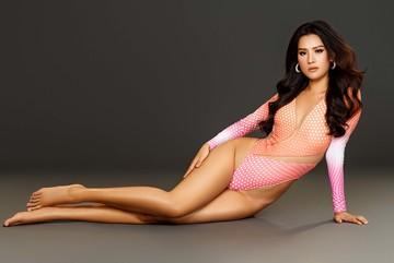 Thái Thị Hoa gợi cảm với bikini trước thềm Miss Earth 2020