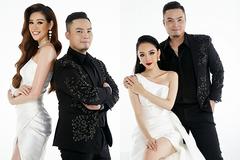 Dàn Hoa hậu hội ngộ mừng NTK Đức Vincie kỷ niệm 10 năm làm nghề