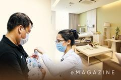Đi viện như nghỉ dưỡng trong bệnh viện 5sao của Shark Việt