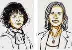 Hai nhà khoa học nữ giành giải Nobel Hóa học 2020
