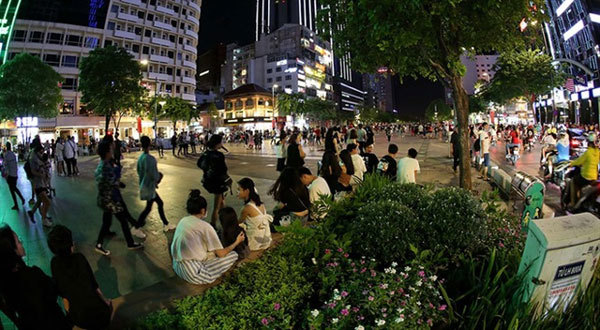 HCM City to open more pedestrian streets in city centre