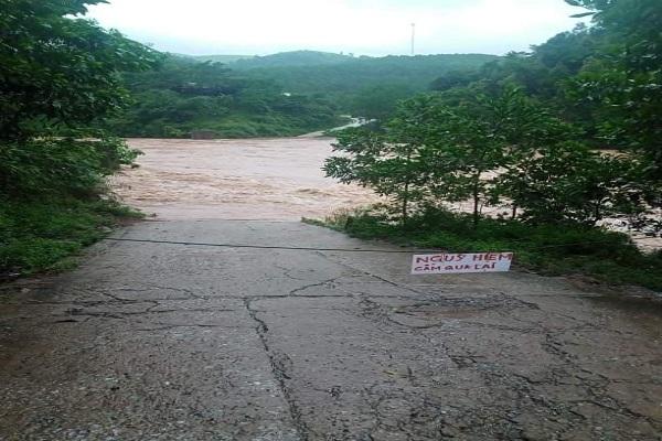 Trung tá biên phòng ở Quảng Bình tử vong do mưa lũ