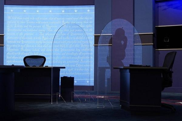 Bên trong nơi diễn ra tranh luận giữa hai ứng viên phó tổng thống Mỹ