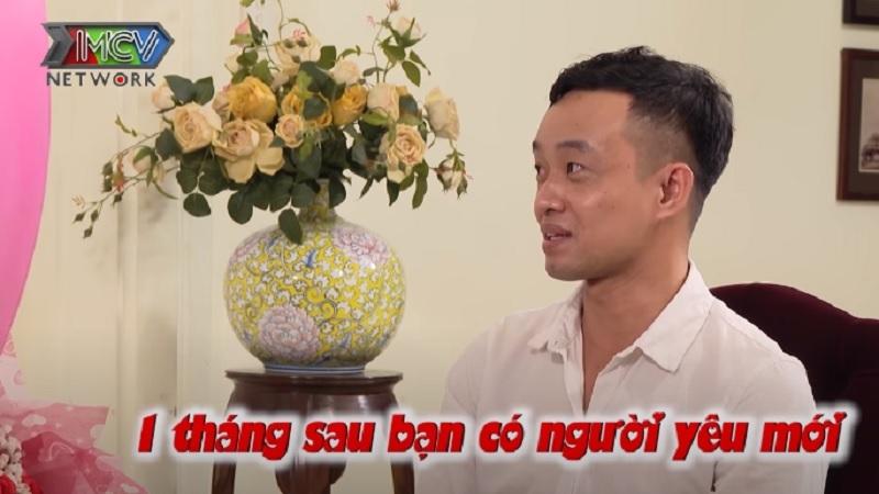 Cầu hôn bạn gái không thành, chàng trai đến show hẹn hò tìm vợ