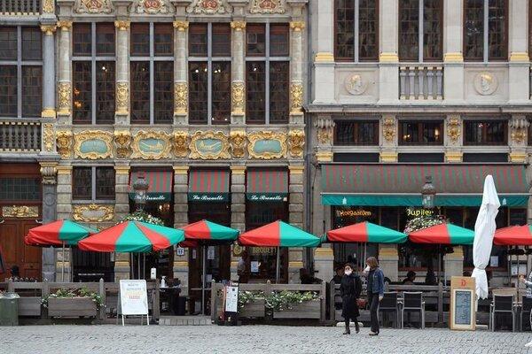 Thủ đô Bỉ chật vật đối phó làn sóng dịch Covid-19 thứ hai