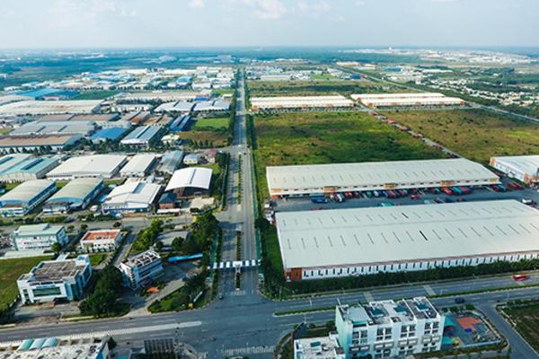 Bình Dương: Công nghiệp thăng hoa rực rỡ trong nhiệm kỳ vừa qua