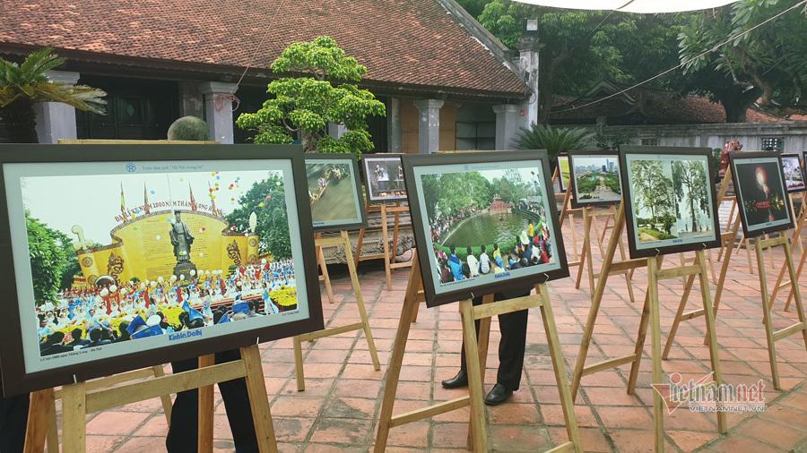 Những mảng màu cuộc sống của Hà Nội qua ảnh
