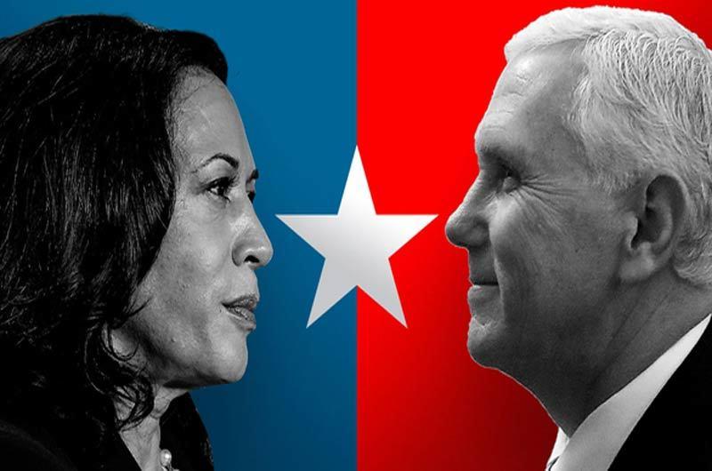 'So găng' trực tiếp, hai ứng viên phó tổng thống Mỹ tung đòn tới tấp