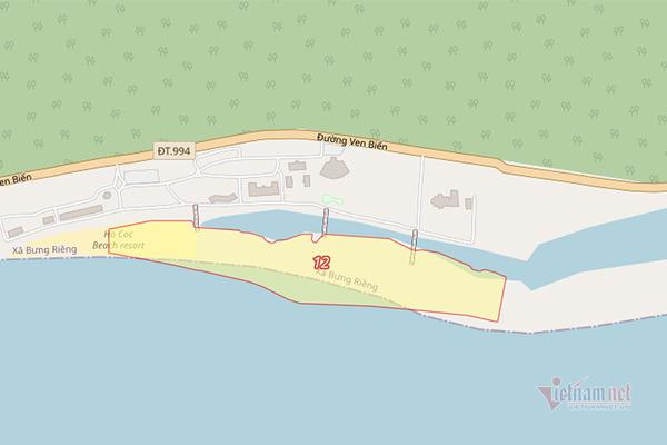 Bà Rịa – Vũng Tàu công bố 18 khu đất công chuẩn bị đấu giá