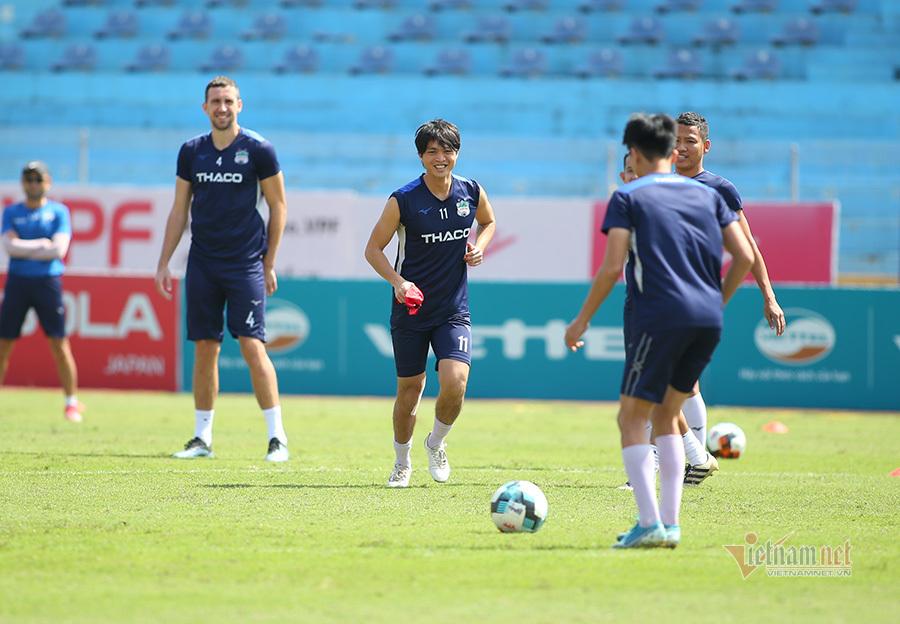 Văn Toàn: 'HAGL sẽ thắng Viettel để vào top 5 V-League'