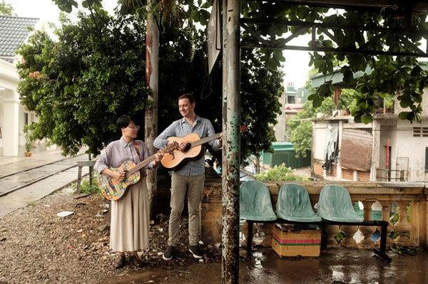 Vietnam-Aussie artists collaborate on music project