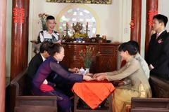 Hiệp Gà làm MC đám cưới trong MV của Hùng Min