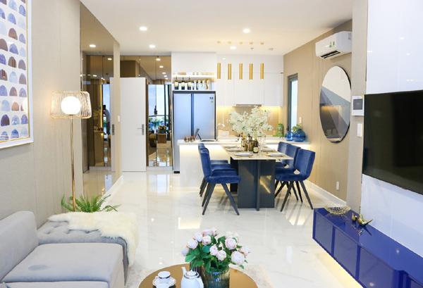 Nhà đầu tư ngoại tỉnh 'rục rịch' tìm mua căn hộ TP.HCM