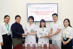 Dược Hậu Giang hỗ trợ các bệnh viện trong giai đoạn bình thường mới