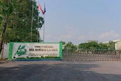 Công ty mía đường La Ngà bị phạt hơn 4 tỷ vì gây ô nhiễm