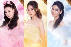 Midu, Trương Quỳnh Anh xuất hiện ở show của NTK Nguyễn Minh Công