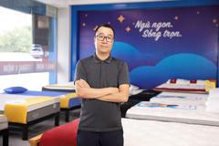 CEO Vua Nệm ca ngợi 'Giấc ngủ ngon giá triệu đô'