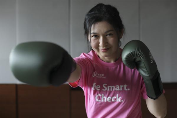 Cô gái trẻ mắc ung thư hối hận do mắc ba thói quen xấu