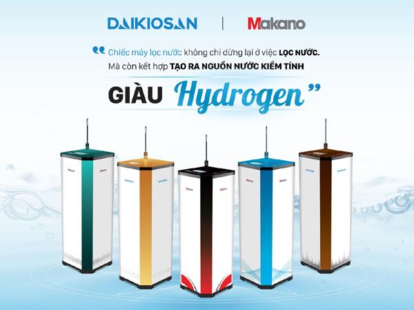 Daikiosan, Makano lập kỷ lục bán máy lọc nước nhờ 'Mua 1 được 3'