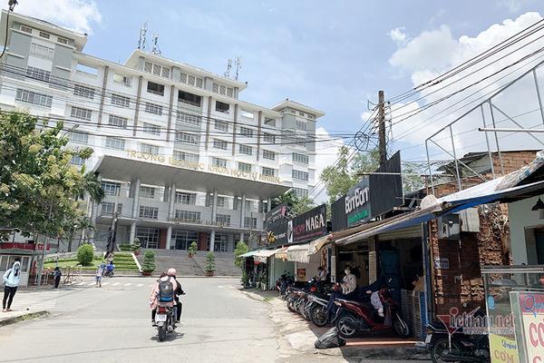 Dành 10ha đất dự án Đại học Quốc gia TP.HCM bố trí tái định cư