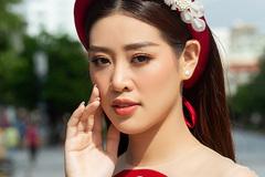 Hoa hậu Khánh Vân là đại sứ Lễ hội áo dài TP.HCM 2020