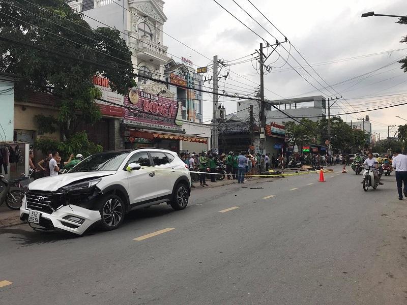 Lái xe tông chết 2 người, 'trùm' giang hồ đưa đàn em nhận tội thay