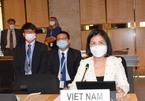 Việt Nam khẳng định nhất quán trong bảo vệ, thúc đẩy quyền con người