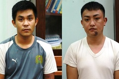 Hai gã trai chuyên cướp giật tài sản của phụ nữ ở Đà Nẵng
