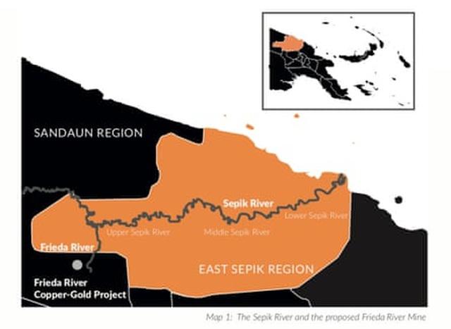 Dự án khai thác mỏ vàng khủng của Trung Quốc vấp chỉ trích từ Liên Hợp Quốc