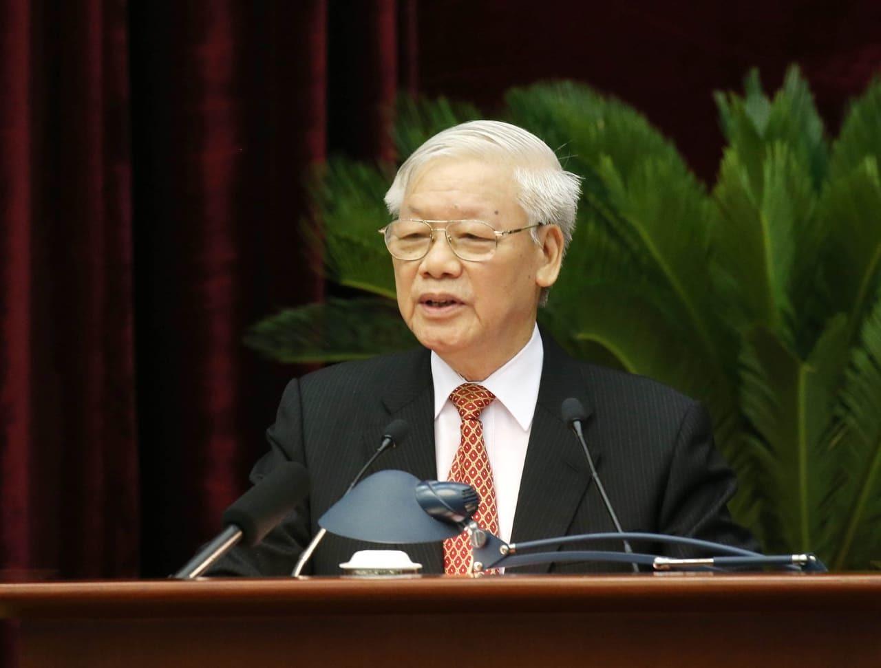 Tổng Bí thư, Chủ tịch nước: Việc giới thiệu nhân sự Trung ương khoá XIII rất tốt đẹp