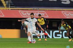 Messi giúp Argentina thắng nhọc trận ra quân vòng loại World Cup