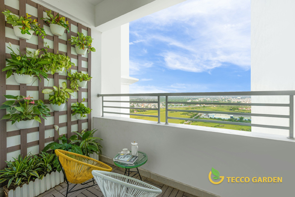 Tecco Garden tung quỹ căn hộ diện tích lớn