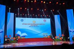 Tổng duyệt lễ trao giải Sách Quốc gia 2020