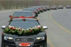 Chú rể 'thót tim' khi người yêu cũ lái xe sang, gây chú ý ở đám cưới