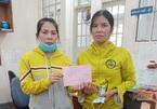 Gia đình Thùy Dương tặng lại các hoàn cảnh khó khăn gần 230 triệu đồng
