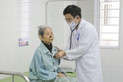 Cụ bà 103 tuổi bị nhồi máu cơ tim được cứu sống