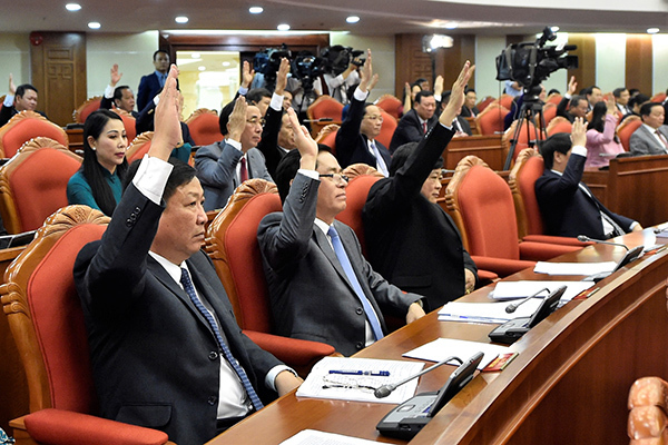 Phát biểu bế mạc Hội nghị Trung ương 13 của Tổng Bí thư, Chủ tịch nước Nguyễn Phú Trọng