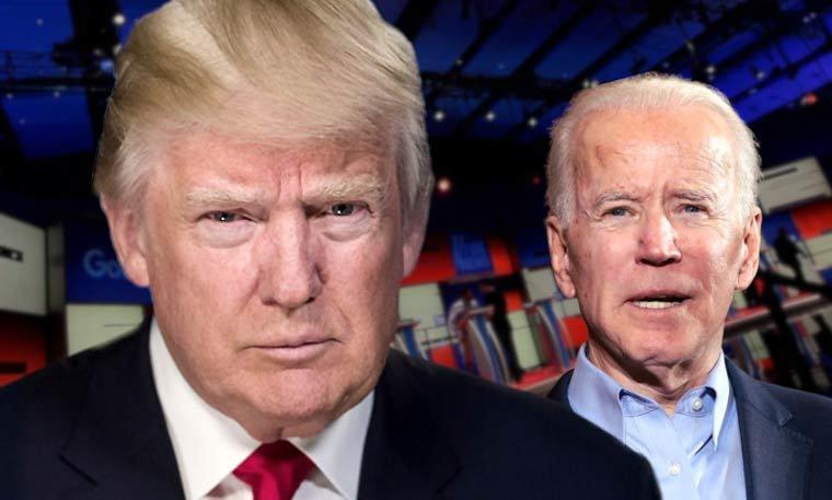 Covid-19 phủ mây đen lên tranh luận trực tiếp Trump - Biden