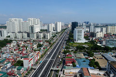 VND5.3 trillion section of Hanoi Ring Road No 3 opens to traffic