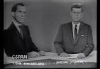 Cuộc tranh luận tổng thống từ xa đầu tiên ở Mỹ diễn ra khi nào?