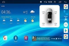 Icar ra mắt dòng cảm biến áp suất lốp android thông minh