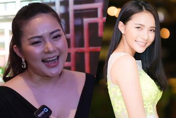 Phan Như Thảo vẫn vui vẻ khi bị chê ngày càng 'phát tướng'