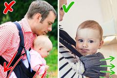9 sai lầm cha mẹ cần tránh khi chăm con