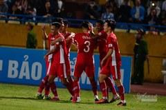 Video bàn thắng Viettel 4-1 HAGL